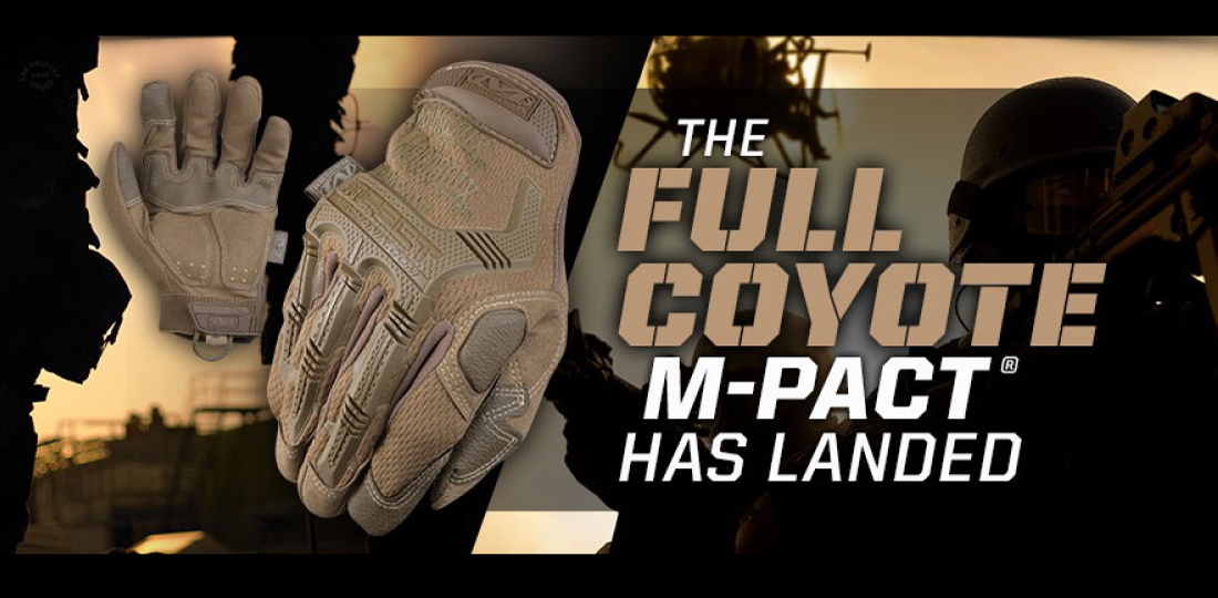 Full Coyote M-Pact
