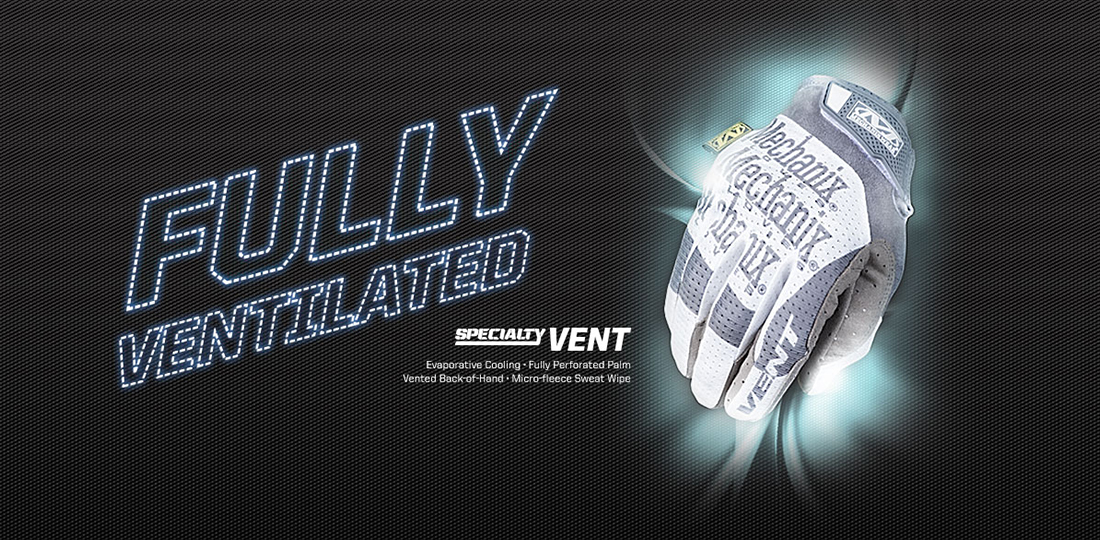 Specialty Vent Glove